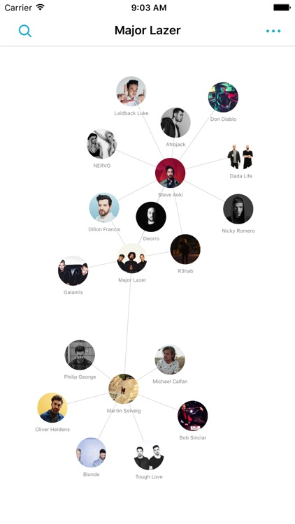 Discovr - discover music screenshot-0