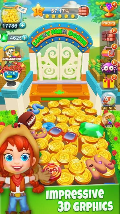 Coin Mania Dozer:Coin Dropping Game