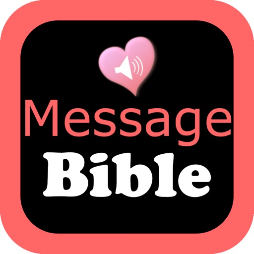 The Message Audio Bible offline scriptures