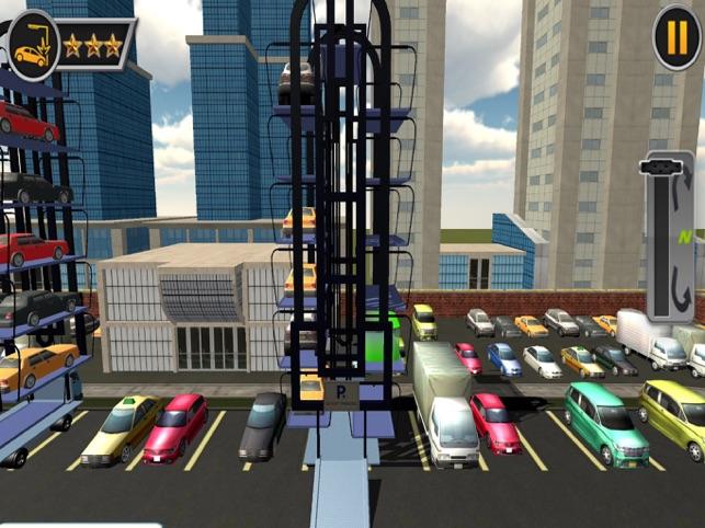 Hàng đa cấp Ô tô đậu xe Máy trục Chạy xe Giả lập