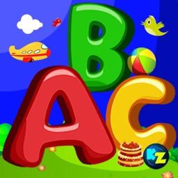 ABC Rhymes & Learning Games for Preschool Kids