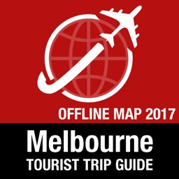 Melbourne Tourist Guide + Offline Map