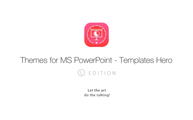点击获取Themes for MS PowerPoint L - Templates Hero