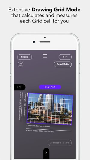 Drawing Grid & Outline Creator by Myvinchy Screenshot