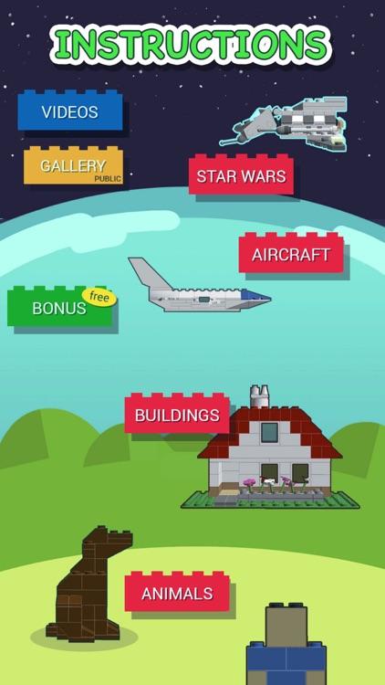 Master Bricks - build new creations unlimited screenshot-3