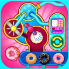 甜甜圈制作工厂-Donut Make Factory icon