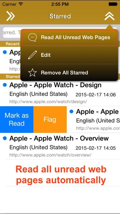 Translate 3 for Safari (Translate & Speak Web) screenshot-4