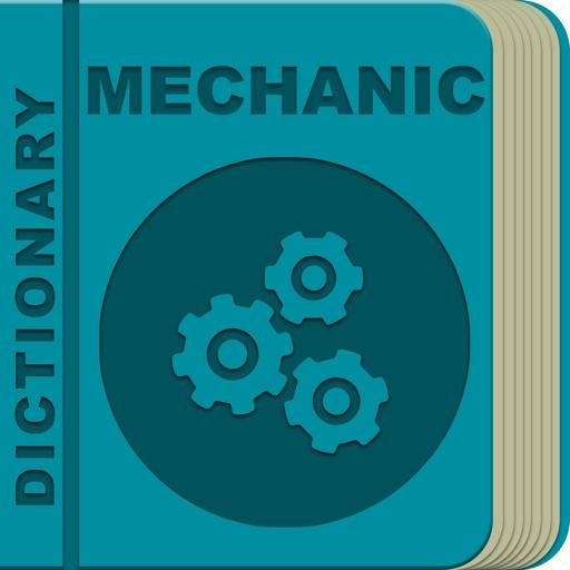 Mechanic Terms Dictionary Offline