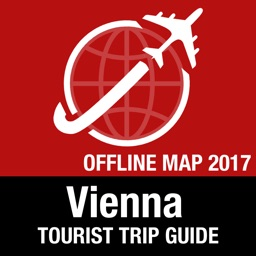 Vienna Tourist Guide + Offline Map