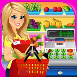 Supermarket Simulator 2 - Grocery Clerk Kids
