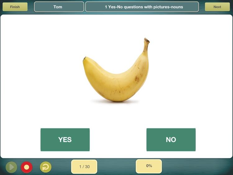 Comprehension Aphasia screenshot-3