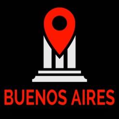Buenos Aires Reiseführer & Offline-Karte