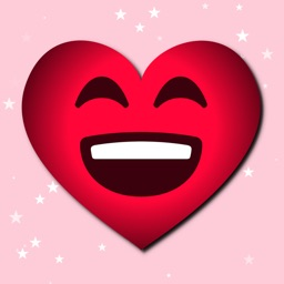 Love Emoji • 70 stickers for iMessage