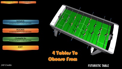 Table Soccer Foosball 3D screenshot 4