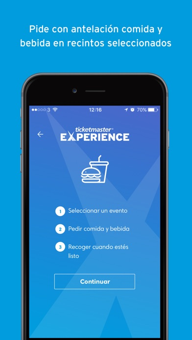 download Ticketmaster España apps 1