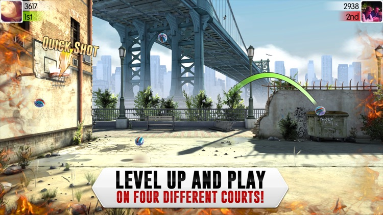 Slam Dunk Basketball 2 - Play & Do Good screenshot-3