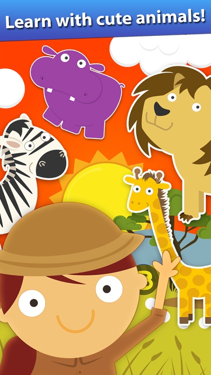 Animal Math Games for Kids screenshot-4