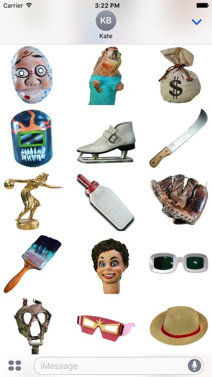Charlie Schmidt's Sticker Pop
