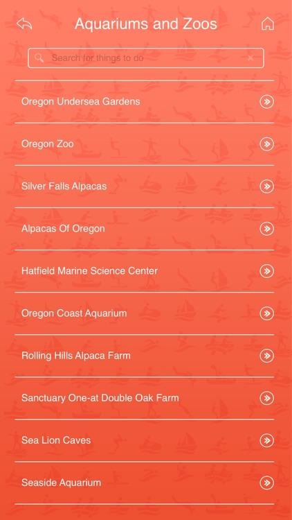 Oregon Things To Do screenshot-3