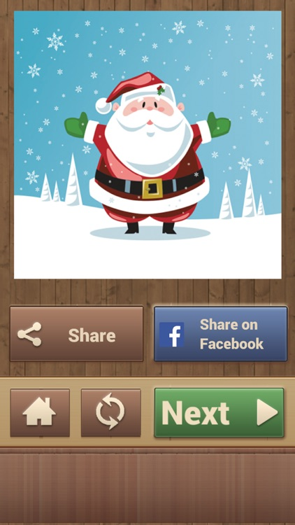 Christmas Jigsaw Puzzles - Magic Puzzles screenshot-4
