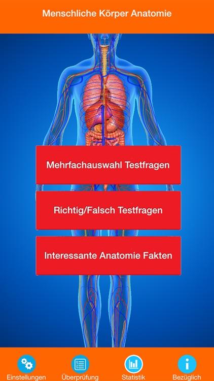 Menschliche Körper Anatomie Quiz by Coskun CAKIR