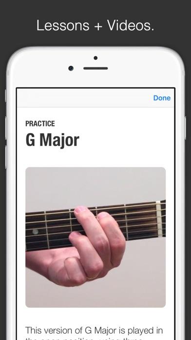 ChordBank - Guitar Chord App by Better Notes, LLC (iOS, United ...
