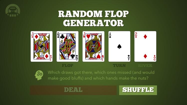 Random Flop Generator
