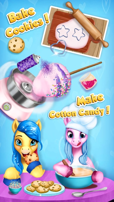 Pony Girls Horse Care Resort 2 - Style & Dress Up screenshot 3