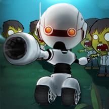 机器人大战僵尸HD