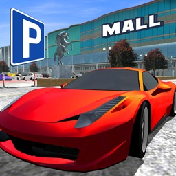 3D In Car Shopping Mall Parking PRO - Full Version