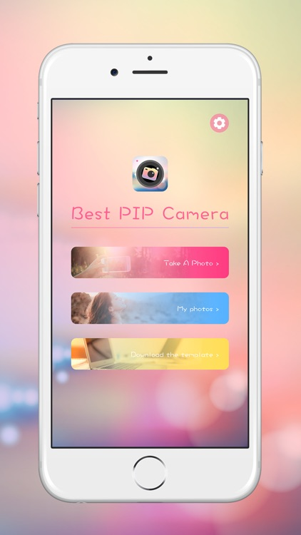 PIP Camera - Pic collage & PIP Photo editor