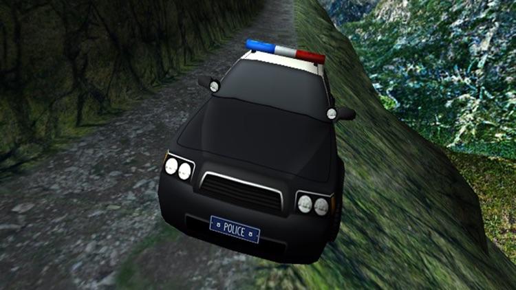 OffRoad Hill Car Police Simulator 3D screenshot-3