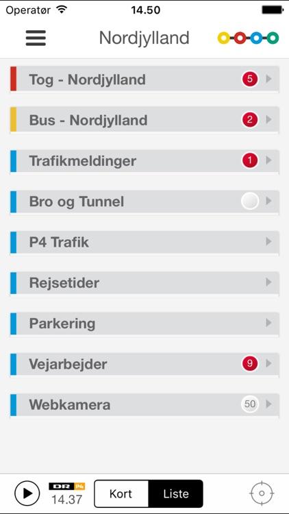 trafikinfo nordjylland