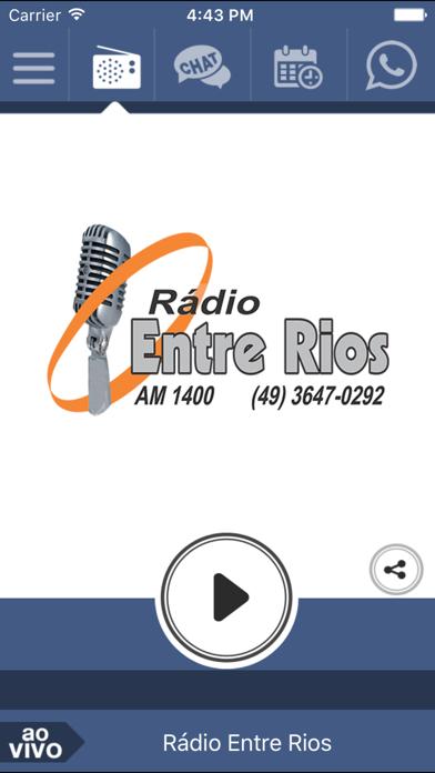 Rádio Entre Rios screenshot one