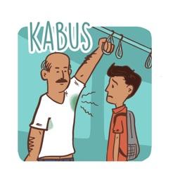 Toplu Taşıma stickers by Hazal