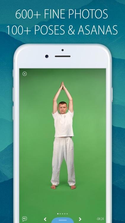 Yoga Handy — Personal Trainer for Beginners Free screenshot-3
