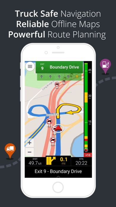 CoPilot Truck GPS - Navigation for Windows