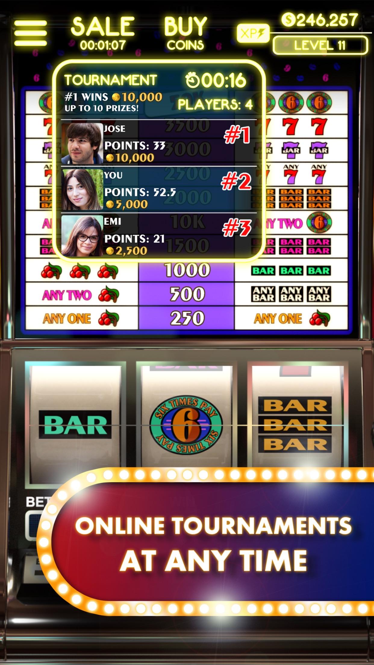 Spin to Win - Pure Vegas Odds Free Slot Machines Screenshot