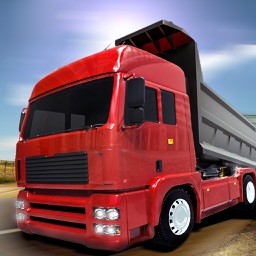 Heavy Transporter Cargo Truck Driver Simulator 3D