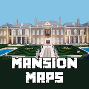 FREE Mansion & City Maps For Minecraft PE MCPE icon