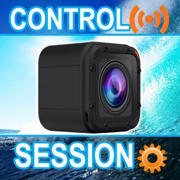 Controller for GoPro Session