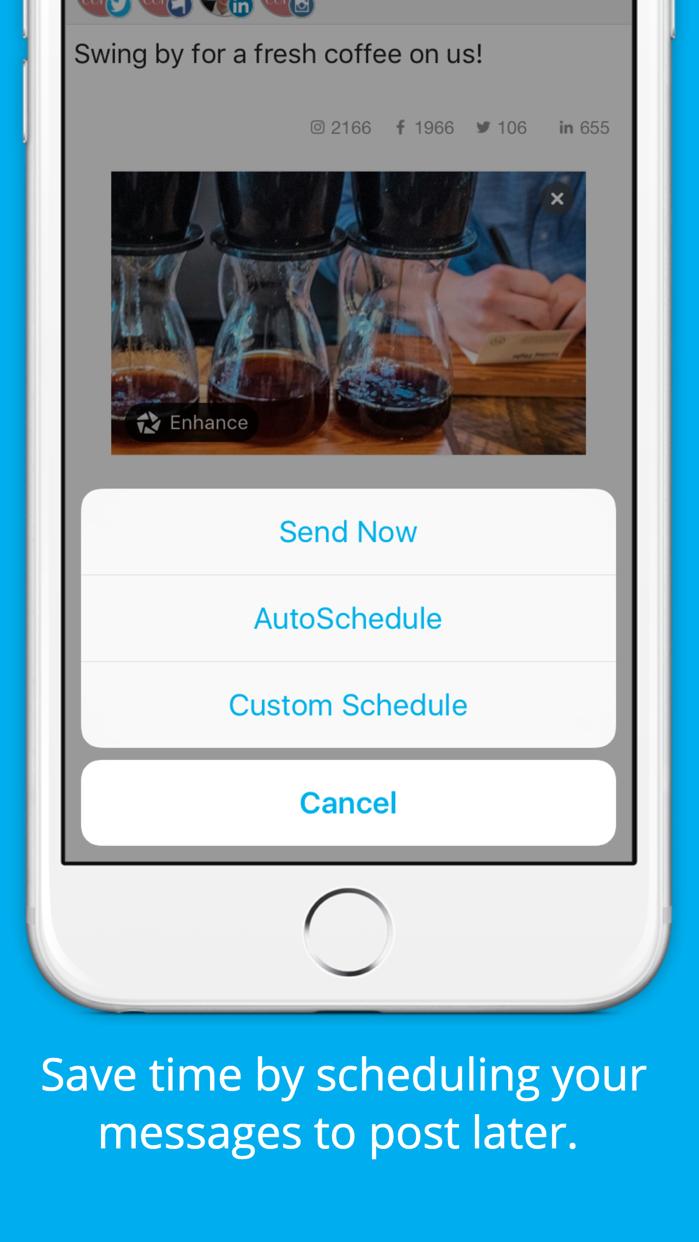 Hootsuite - Social Media Tools Screenshot