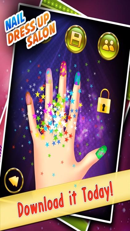 Nail Art Manicure Design & Beauty Salon For Girls screenshot-3