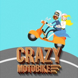 CRAZY MOTOBIKE - Top Motorcycle Racing Game