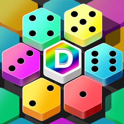 Dominoes! Merge - Hexa Puzzle