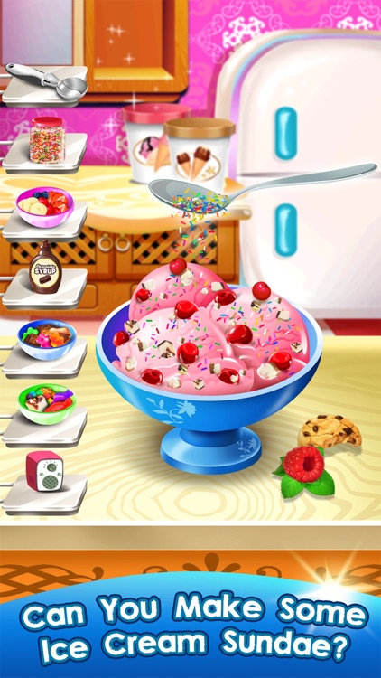 Cooking Food Maker Games for Kids (Girls & Boys)