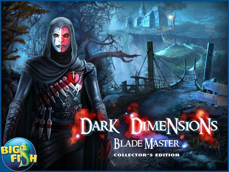 Dark Dimensions: Blade Master HD - Hidden Object screenshot-4
