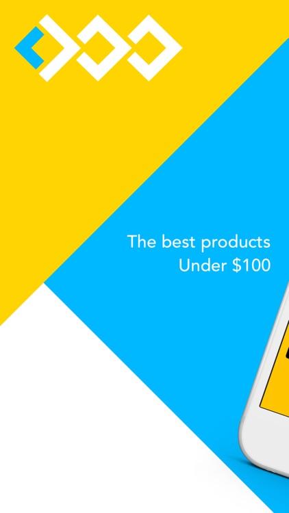 Under 100 - Best Products Under $100