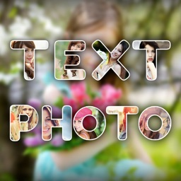 Text Photo Collage Editor