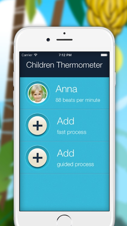 Children Thermometer